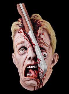 Halloween ideas halloween mask ideas horror masks slaughterd face