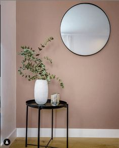 Hyggerly Delicious Modern Paint Colors Inspired by the Nordics - My Decorating Tips Living Room Colors, Bedroom Colors, Home Decor Bedroom, Home Living Room, Living Room Decor, Room Paint Colors, Modern Paint Colors, Colorful Interior Design, Pink Room