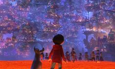 The first ever trailer for Coco is here and it looks like the best Pixar film yet