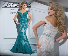 The hottest styles and best selections are found at Normans Bridal. www.normansprom.com