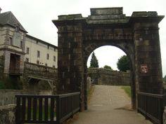Saint Jean Pied-de-Port, France, Entrance to the citadel