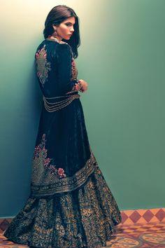 "highfashionpakistan: ""Tena Durrani's Wedding Wear, S/S 2015 "" Pakistani Couture, Pakistani Bridal, Pakistani Outfits, Indian Outfits, India Fashion, Ethnic Fashion, Asian Fashion, High Fashion, Pakistan Fashion"