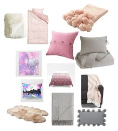 """""""Untitled #18"""" by camccullagh on Polyvore featuring interior, interiors, interior design, home, home decor, interior decorating, Thro, Fraas and UGG"""