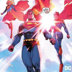 Dc Comics, Comic Art Fans, Superman Family, Dc Universe, Justice League, Deadpool, Superhero, Memes, Anime