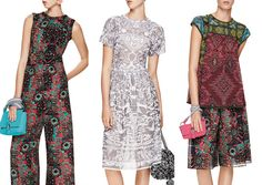 New York Womenswear Print Highlights Part 1 – Spring/Summer 2015 catwalks