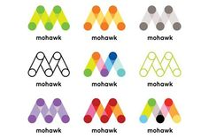 Pentagram revisite le logo de Mohawk Papers