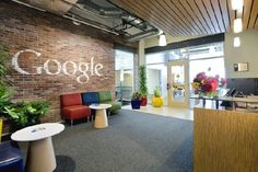Google Office Design and Decorating in Pittsburgh Pennsylvania – Comfort Place of Worker
