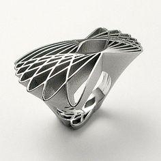 Dynamic by Stefania Lucchetta. Jewelry we love. www.artency.com. Art &…