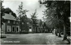 Middelbeers, Dorpstraat;  1960