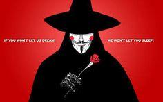 Dionne Beard: v for vendetta wallpaper hd V For Vendetta Quotes, V For Vendetta Movie, V Pour Vendetta, V For Vendetta Wallpapers, Wallpaper Rose, Ideas Are Bulletproof, Dark Pictures, Rupaul, American Revolution