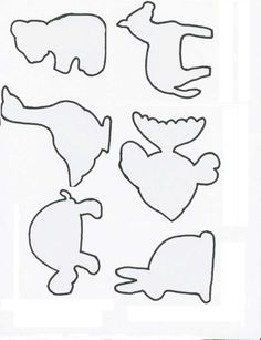 See Best Photos Of Cut Out Farm Animal Patterns Inspiring Template Images Animals Templates