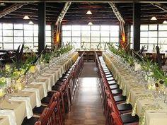 Log Cabin at the Presidio San Francisco California Wedding Venues 5