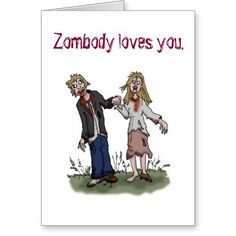 Zombie happy valentines day anti valentines day pinterest cards people also love these ideas m4hsunfo