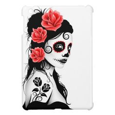 >>>Low Price          Day of the Dead Sugar Skull Girl - white iPad Mini Cases           Day of the Dead Sugar Skull Girl - white iPad Mini Cases online after you search a lot for where to buyReview          Day of the Dead Sugar Skull Girl - white iPad Mini Cases Review on the This website...Cleck Hot Deals >>> http://www.zazzle.com/day_of_the_dead_sugar_skull_girl_white_ipad_mini_case-256007617743453458?rf=238627982471231924&zbar=1&tc=terrest