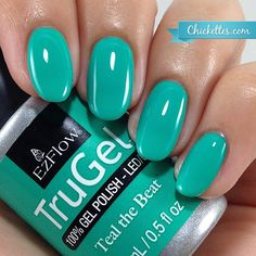TruGel Teal the Beat - NEON Daze Collection