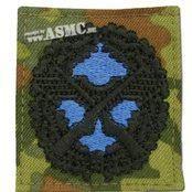 Abzeichen Bw Sichtruppführer LW flecktarn/schwarz #ArmyShop #NATO #Adventure #Security #Military #Camping