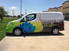 bde0aead69 Many options for Van Wraps and Van Graphics are available at Zilla Wraps in  Fort Worth! Choose from head-turning Van Graphics or a full Vinyl Van Wrap!