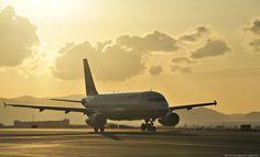 """AEGEAN Heraklion International Airport, """"Nikos Kazantzakis"""" (IATA: HER, ICAO: LGIR)"""