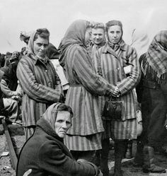 Incredible photos of Ravensbruck, a women's only concentration camp during World War II.