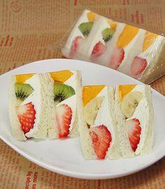 東京都内で発見♪フルーツサンドが美味しいお店!ランキング | ランキングシェア byGMO