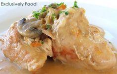Chicken Casserole Recipe