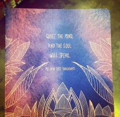 Let your soul speak ✨ Inspiring Yoga Quotes Last Yogi Standing