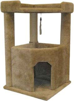 Cat Condo Decorating On The Wild Side Pinterest Cat
