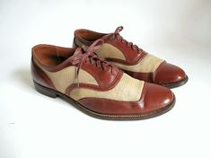 1950's men's shoes<<<<shoes for Puck