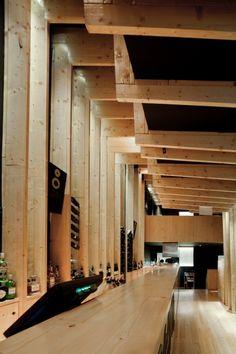 Atelier Veloso Architects : Bar La Bohème Entre Amis : Porto : Portugal