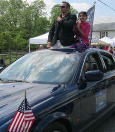 memorial day parade kent ohio