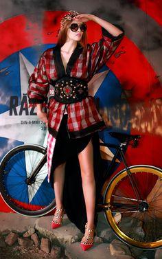 Iulia Albu Fashion Details, Punk, Beauty, Style, Swag, Punk Rock, Beauty Illustration, Outfits