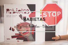 Llevo un montón de tiempo para mostraros este genial libro, Rabietas, editado por Takatuka, que nos propusó My Little Book Box, by Boolino hare unas semanas. Me encanta la forma tan gráfica que tiene de mostrar la sensación de los peques (ya os dije que no me gustaba llamarlo rabieta) y sobre todo, si algún …
