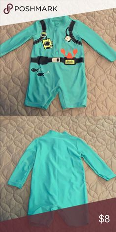The Children/'s Place girls 18 month L//S shirt NWT long sleeve green NEW ^^