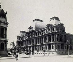 Escola Nacional de Belas Artes, atual Museu Nacional de Belas Artes, Rio de Janeiro before 1923, Marc Ferrez