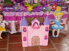 Decoraciones princesa disney en pinterest - Decoracion fiesta princesas disney ...