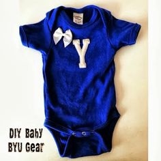 """DIY baby BYU  - MormonFavorites.com  """"I cannot believe how many LDS resources I found... It's about time someone thought of this!""""   - MormonFavorites.com"""