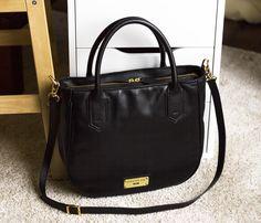 MILLAU leather bag