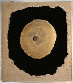 Marcel Duchamp's cover for a 1947 surrealist exhibition catalogue, entitled 'Please Touch.'