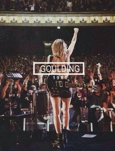 """""""On the wreck of '86, that was the year I knew the panic was over."""" - Anything Could Happen by Ellie Goulding"""