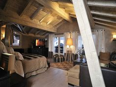 Hotel Le Lana – Courchevel, France