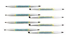 """Create bold liner an - https://www.avon.com/?repid=16581277 Shop Avon & Save  Create bold liner and perfect brows using our Women Empowderment brush! One side of this multi-tasking brush is angled, making it easy to create both perfect eyebrows and eyeliner. Flip it around for a precise defining tip suitable for smokey liner looks! theBalm Cosmetics TheBalm Cosmetics boasts a complete line of makeup, skin care, hair care and nail polish. With a """"beauty in five minu"""