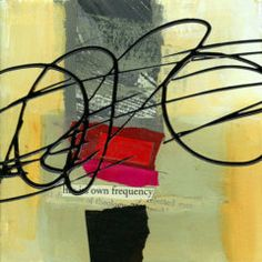 Abstract Painting - Its Own Frequency by Jane Davies