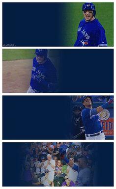 97ddbe36416 Toronto Blue Jays. MLB. Baseball. Troy Tulowitzki