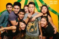 Linh's going away party » The Pangilinans