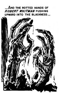 """The Rotted Hands of Robert Whitman -- """"Ghastly"""" Graham Ingels"""