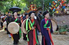 Northern Women -Hat quan ho trung dangy 作成