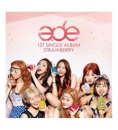 #ADE - 1st Single Album: Strawberry CD .... buy @ http://www.catchopcd.net/en/kpop-cd-dvd/5096-ade-1st-single-album-strawberry-cd.html   ... #KpopStarzAwards #kpopnew