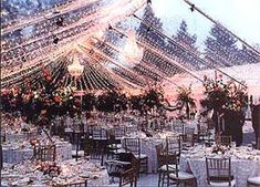 CLEAR TOP FREE SPAN TENT RENTAL. ONE OF THE MOST BEAUTIFUL FORMAL TENTS!