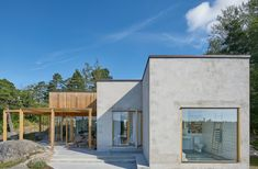 Image 3 of 14 from gallery of Ornberget – Spine/Precipice / Petra Gipp Arkitektur. Photograph by Åke E:son Lindman