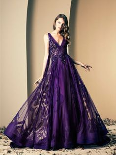 Image result for traditional dresses purple